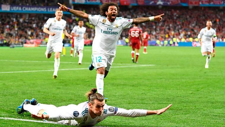 Bale fue decisivo con dos goles... y dejó en el aire su futuro