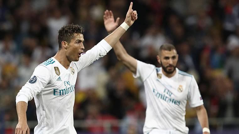 Por mucho que lo pida, la temporada de Cristiano Ronaldo no merece un Balón de Oro