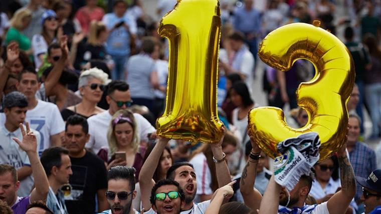 El madridismo se acuerda de Piqué al celebrar la Champions