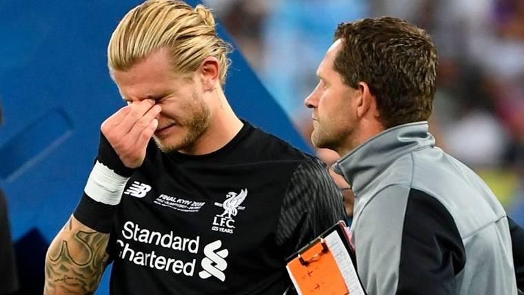 Desgarradora carta de Karius para pedir disculpas al Liverpool