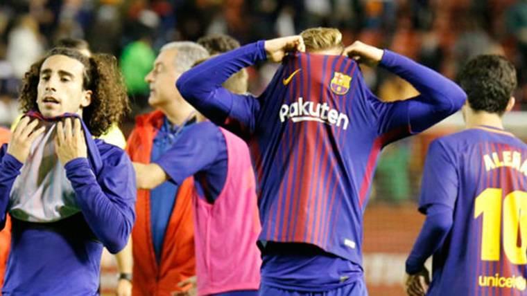 Mala señal: Descenso trágico del Barça B a Segunda División B