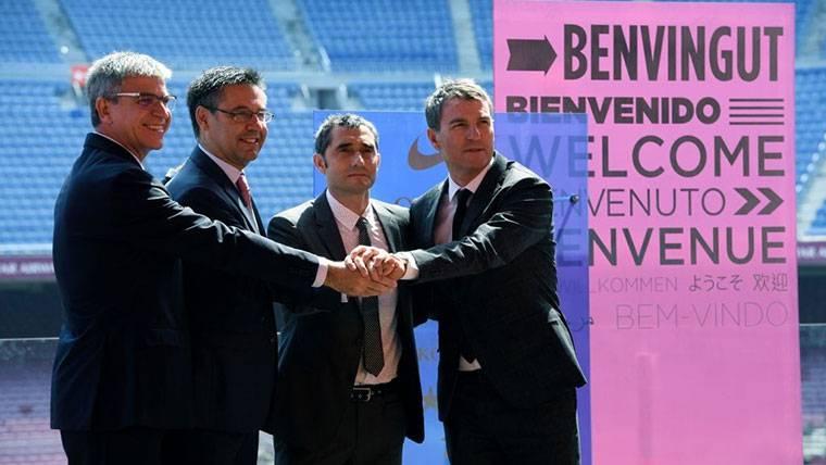 El FC Barcelona se asegura el futuro de todas sus estrellas