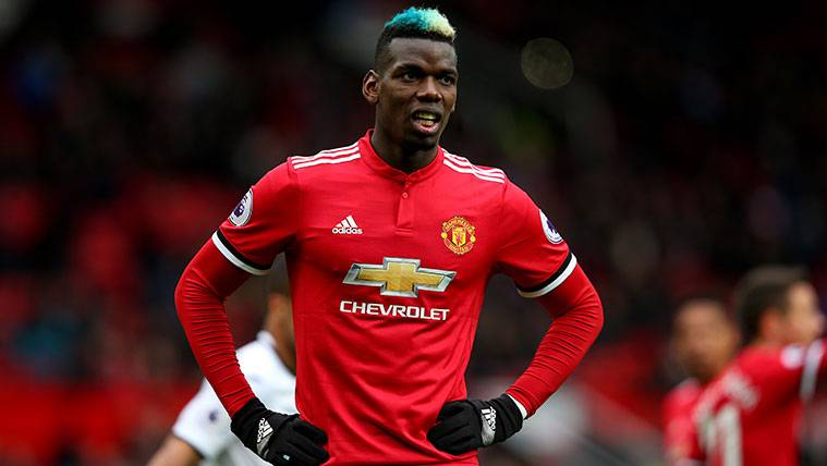 Paul Pogba ya ha elegido equipo si deja el Manchester United