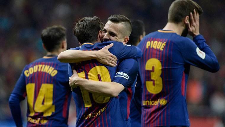 Calma con Alba: El mejor aliado de Messi seguirá en el Barça