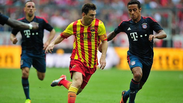 ¿Ha pedido el vestuario del Barça el fichaje de Thiago Alcántara?
