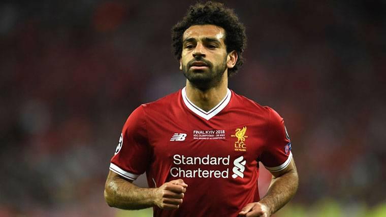 Dembélé y Cillessen por Salah: El 'trueque' Barça-Liverpool que triunfa en la red