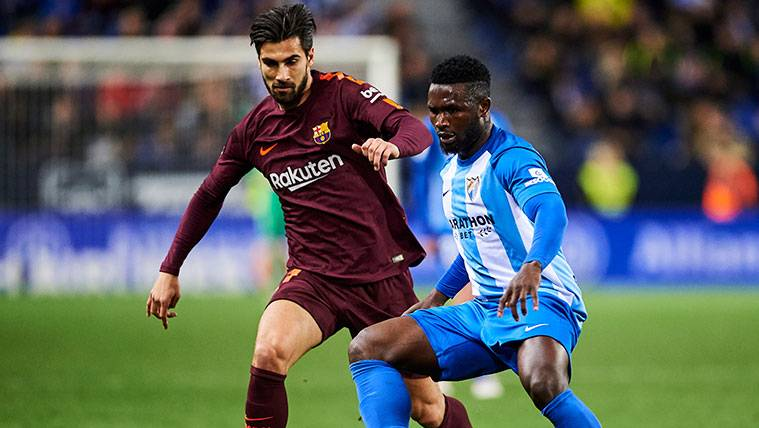 El Barça espera una gran venta de la Lazio para abrirse más puertas con André Gomes