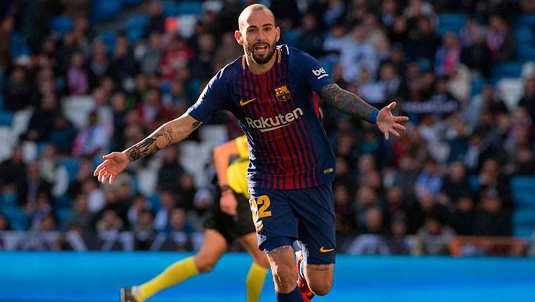 Aleix Vidal ya ha recogido sus cosas y podría no volver al Camp Nou