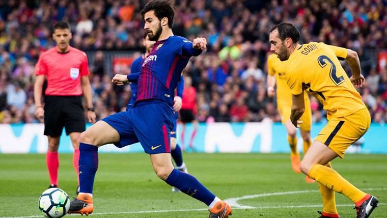 Nadie quiere fichar a André Gomes: Sólo hay ofertas de cesión para el Barça