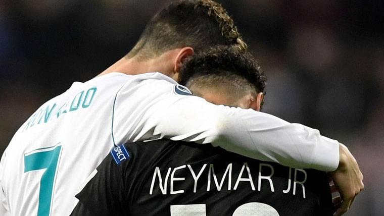 El deseo de Tebas sobre el futuro de Cristiano, Neymar y LaLiga