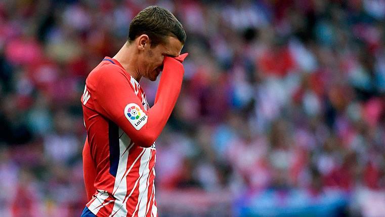 ¡Aseguran que el Barça se juega dos años de sanción por contactar con Griezmann!