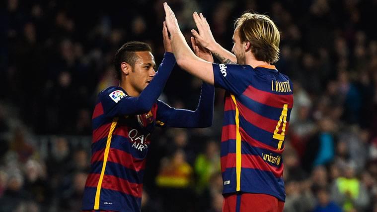 El reencuentro más esperado para Ivan Rakitic y Neymar en Inglaterra