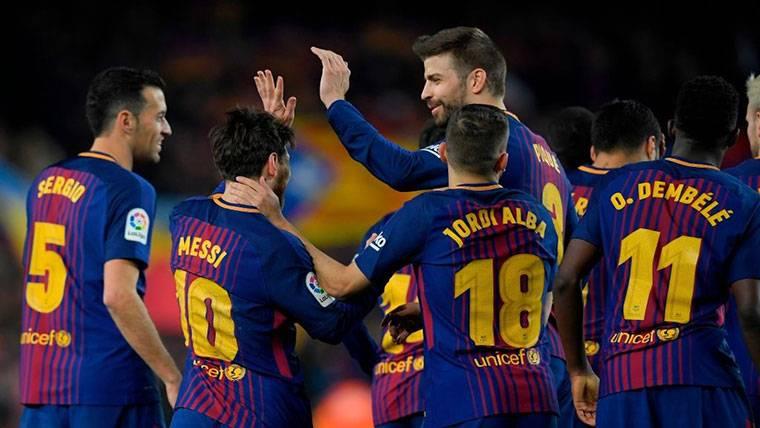 Dos pesos pesados del Barça aún están pendientes de renovar