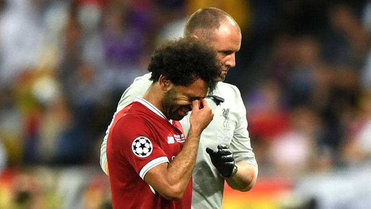Egipto convoca finalmente a Salah para el Mundial de Rusia
