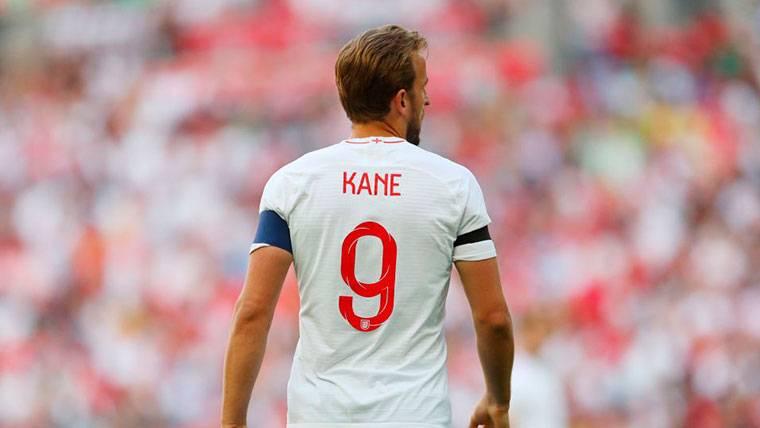 Harry Kane tiene un valor de mercado más alto que Neymar