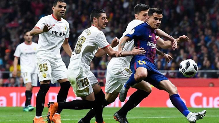 Reunión clave para 'desbloquear' la Supercopa Barça-Sevilla