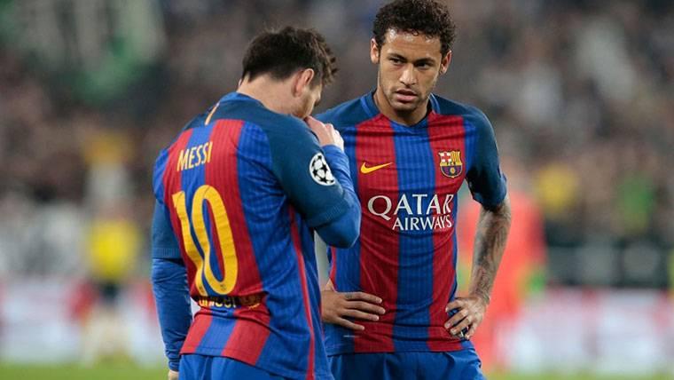 """Leo Messi, sin tapujos: """"Me encantaría que Neymar volviese al Barcelona"""""""