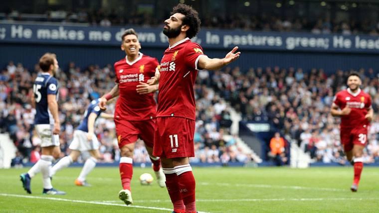 El agente de Mohamed Salah niega haberle ofrecido al Barça
