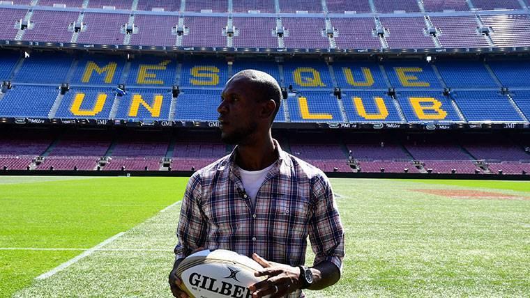 Éric Abidal, nuevo secretario técnico del Barça