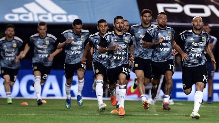 LESIÓN: ¡Problema inesperado para la Argentina de Leo Messi!