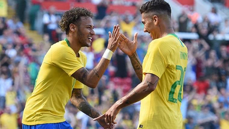 Pelé advierte a Brasil sobre Neymar Jr y el juego en equipo