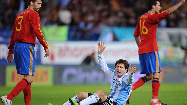 ¿El último Mundial para Messi y Piqué? Mejor para el Barça