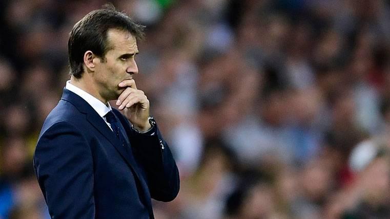 OFICIAL: Julen Lopetegui, destituido como seleccionador de España