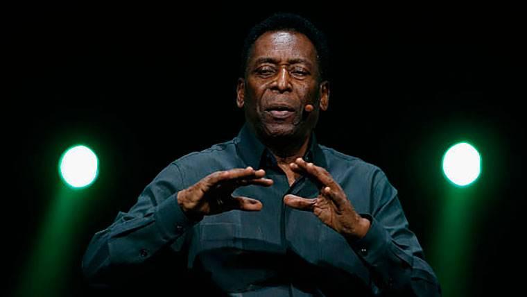 Pelé habló sobre varios temas de actualidad