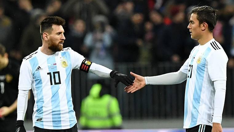 Massimiliano Allegri revela que Leo Messi y Paulo Dybala podrían jugar juntos