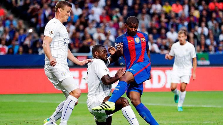 ¡Cambio radical en los planes del FC Barcelona con Marlon Santos!