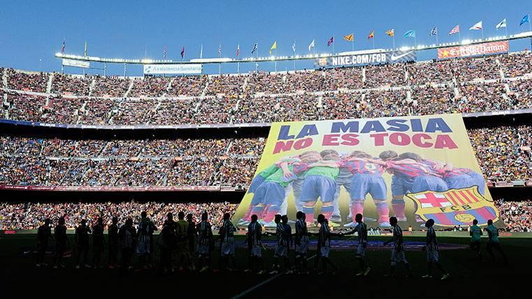 El Barça podría contar con la ayuda de la FIFA para proteger la Masia