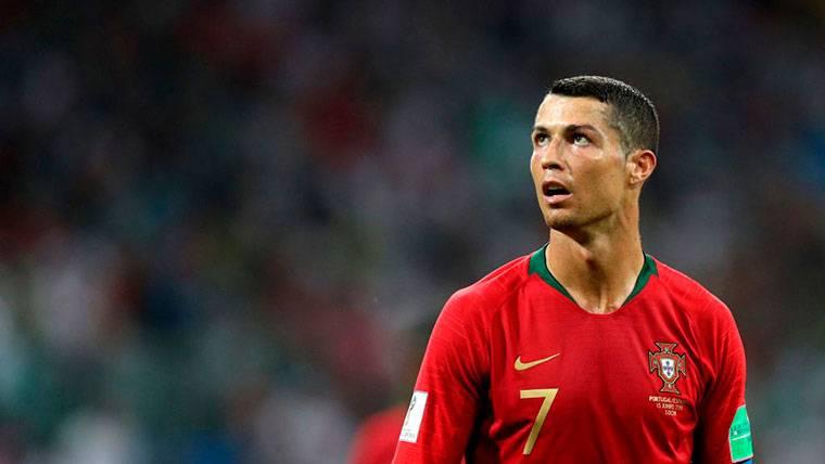"""Cristiano se vuelve a mirar el ombligo: """"Siempre he creído en mí"""""""