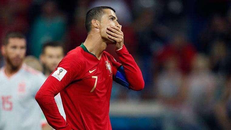 VIRAL: 'Zasca' épico de Jordi Évole a Cristiano Ronaldo que causa sensación en las redes