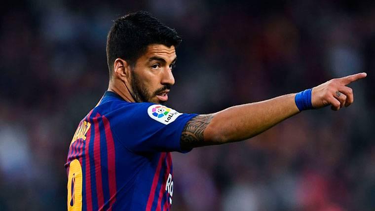 El ex madridista que sueña con jugar en el Barça con Luis Suárez