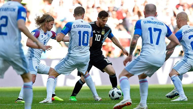 El 'dardo' de Hernán Crespo a Leo Messi porque no es como Maradona