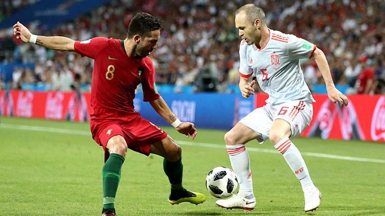 Andrés Iniesta podría ser homenajeado con un España-Brasil en Albacete