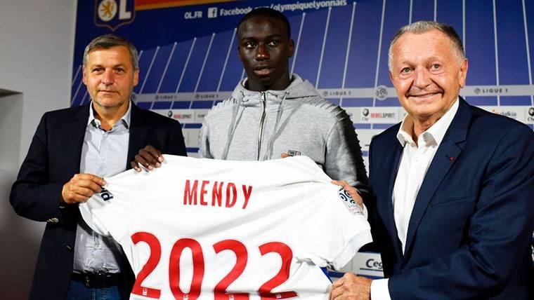 Mendy, el 'tapado' que gusta a Abidal para reforzar al Barça