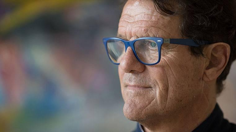 Capello dispara: Cree que la RFEF erró pero llama arrogantes a Florentino y al Madrid
