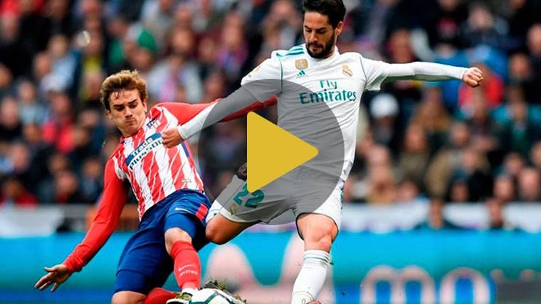 Isco critica a Griezmann por haber jugado con Barça y Atlético
