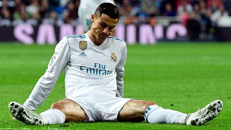 A Cristiano Ronaldo le sacan los colores con un ejemplo del fútbol sala