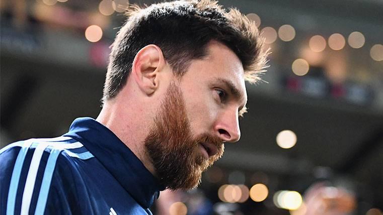 La madre de Leo Messi revela cómo encaja su hijo las críticas con Argentina
