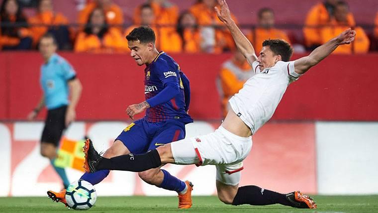Confirman a Lenglet como el primer fichaje del Barça 2018-19