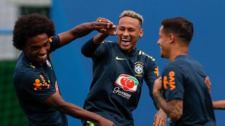 """""""Coutinho está al mismo nivel que Neymar... Y mejorará"""""""