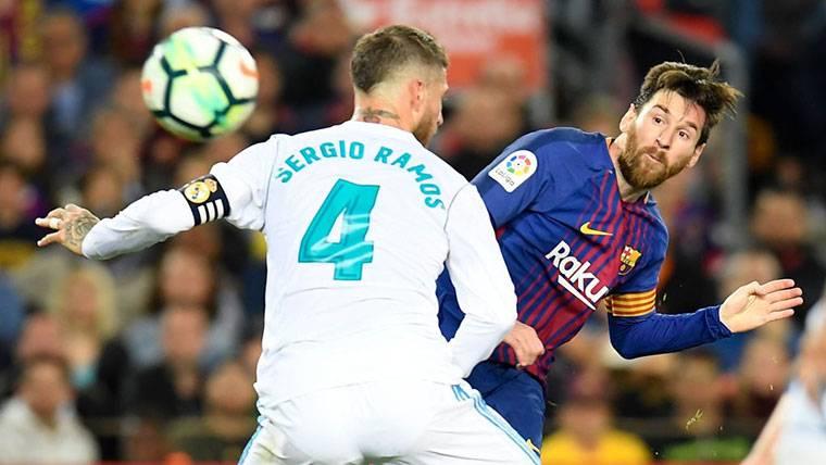 Ramos lanza un elogio brutal a Messi para ridiculizar a Maradona