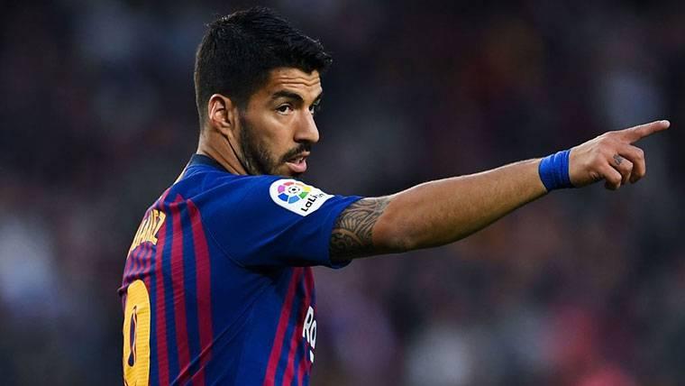 Objetivo del Barça a medio plazo: Fichar al relevo de Luis Suárez