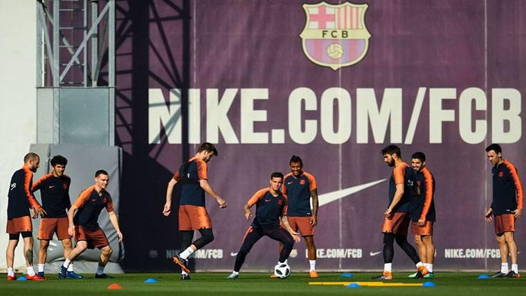 Este es el perfil de 'fichaje-estrella' que busca el Barcelona