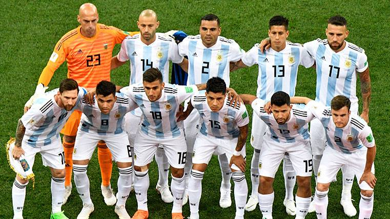 These Are The Options Of Argentina To Put In Eighth Of The World Wide