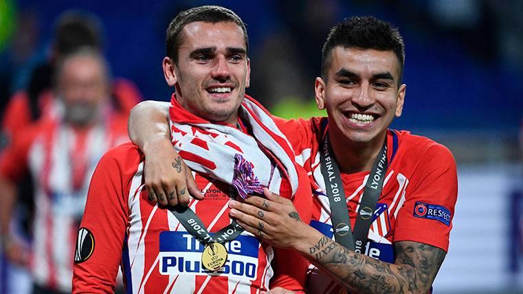 Así habría revelado Antoine Griezmann su decisión a sus compañeros del Atlético