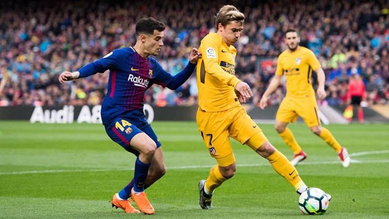 Si la FIFA sanciona al Barcelona, debe castigar a Griezmann