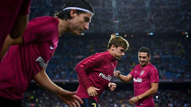 A Griezmann ya nadie le quiere ver ni en pintura en el Barça